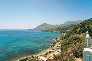 Panorama Appartments Plakias Crete Greece